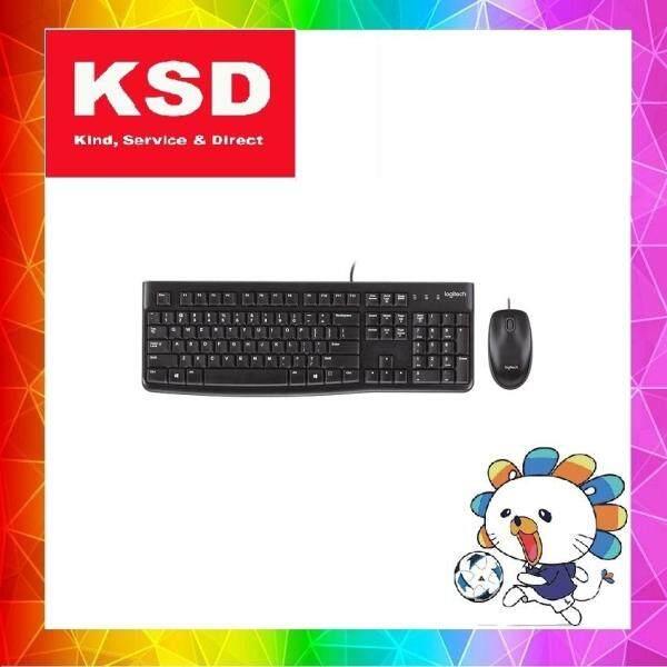 Logitech MK120 Wired Combo Keyboard Malaysia