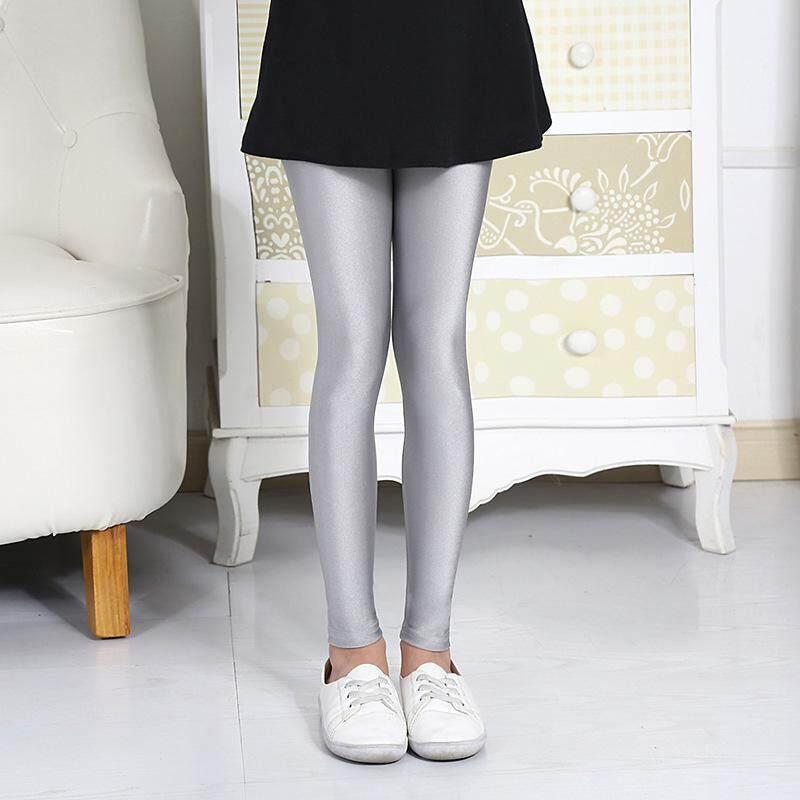 fbc65d1224352 ❤️Cutiebaby New Fashion Baby Kids Girls Soft Thin Slim Trouser Long Pants  Elastic Pencil Pants