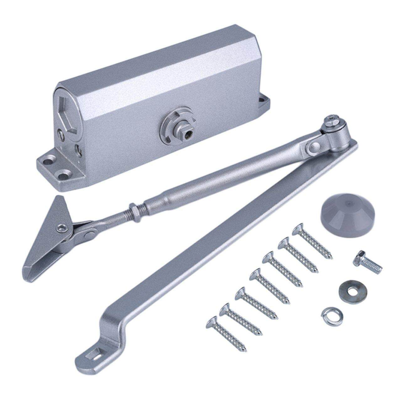 Hot Sales 068 Home Office Adjustable Overhead Left or Right Hand Square Door Closer