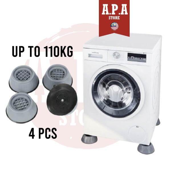 Heavy Objects Washing Machine Leg Stable Anti-Skid Base (4pcs one set)