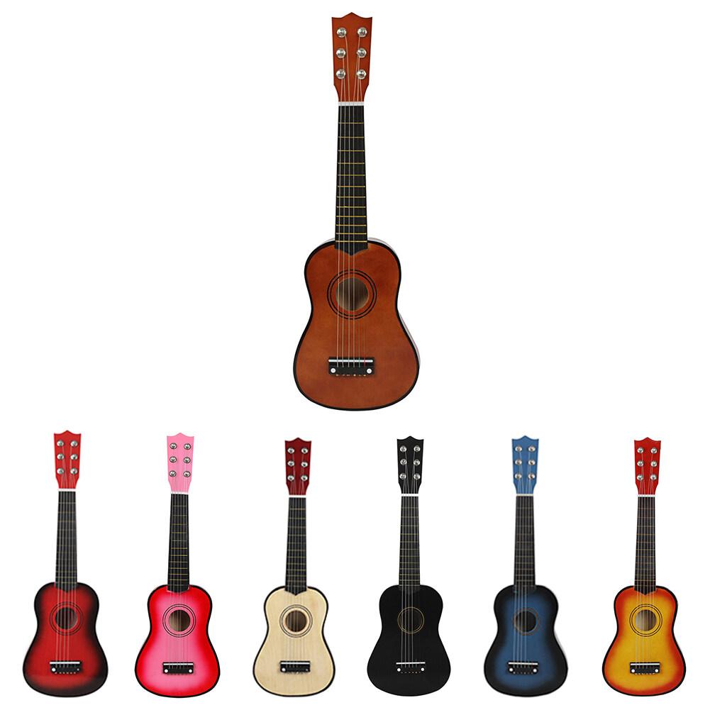 CNY2020 LS 21 Inch Gỗ Acoustic Guitar Cổ Điển Âm Nhạc Cụ Khởi Đầu Sơ Khai Người Yêu Âm Nhạc Trẻ Em Quà Tặng