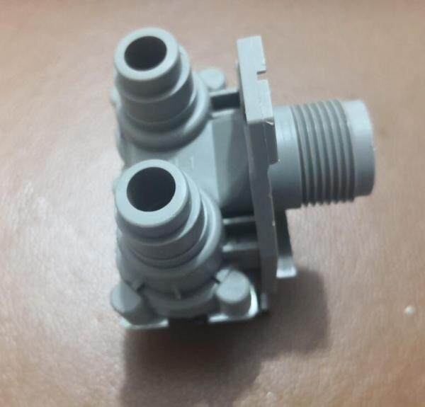 FCS360A FCD360A4 Water inlet valve double head solenoid valve washing machine valve
