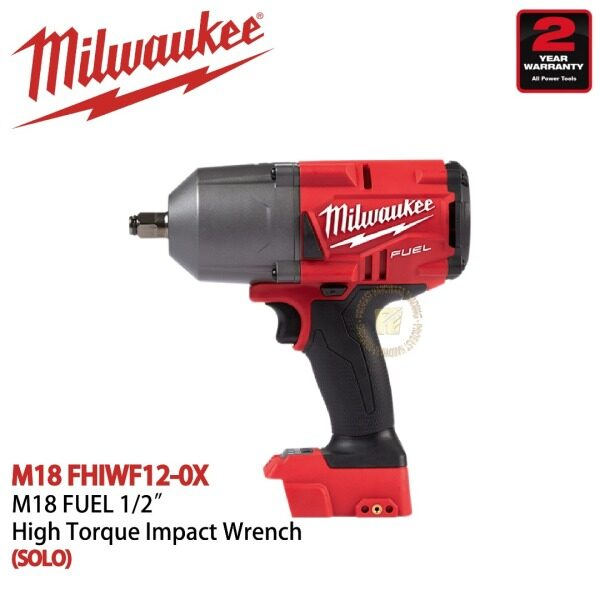 Milwaukee M18 FHIWF12-0X M18 FUEL 1/2 High Torque Impact Wrench ( Bare Tool )
