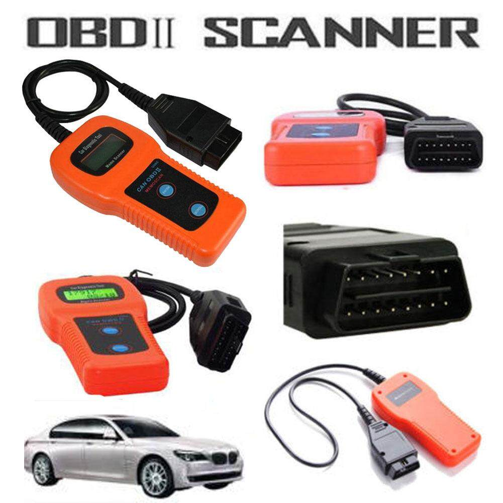 Car Diagnostic Scanner Tool Car Fault Code Reader Accurate U480 OBD2 Tool  Vehicle-International