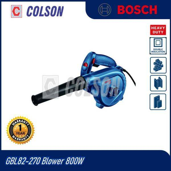 Bosch GBL82-270 Blower with Dust Extraction GBL82-270 Mesin Peniup Corded Air Blower