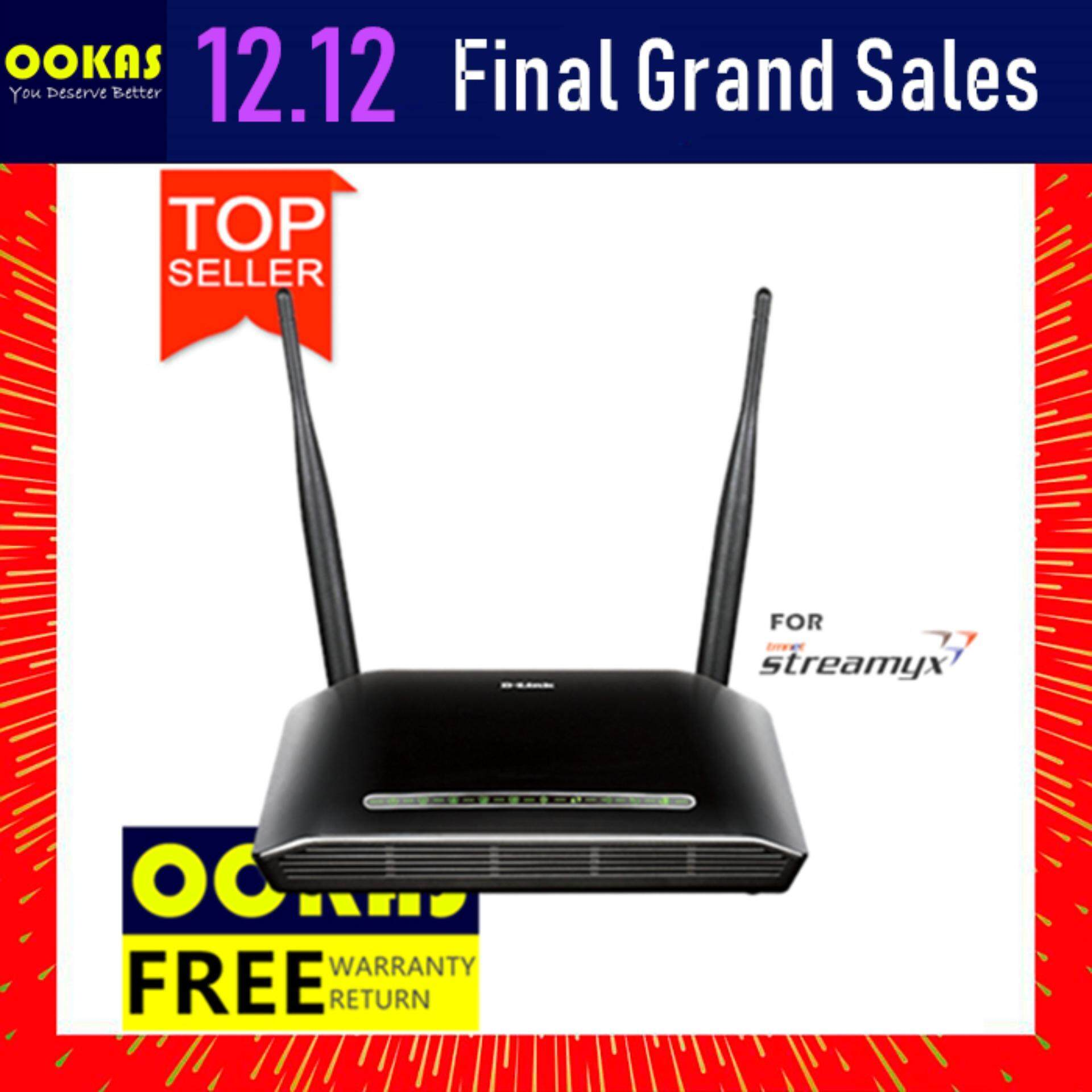 D Link Accessories With Best Price At Lazada Malaysia Dir 600m Wireless N 150 Home Router Dsl 2750e 300mbps Adsl2 Modem Streamyx