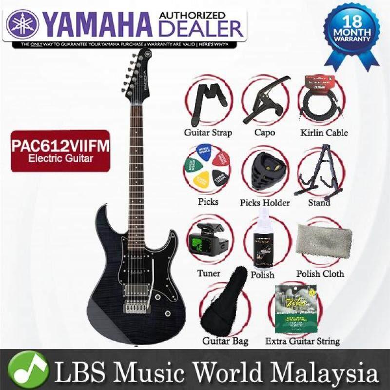 Yamaha PAC612VIIFM Alder Maple Bolt On Seymour Duncan Pickup Electric Guitar (PAC612 VIIFM) Malaysia