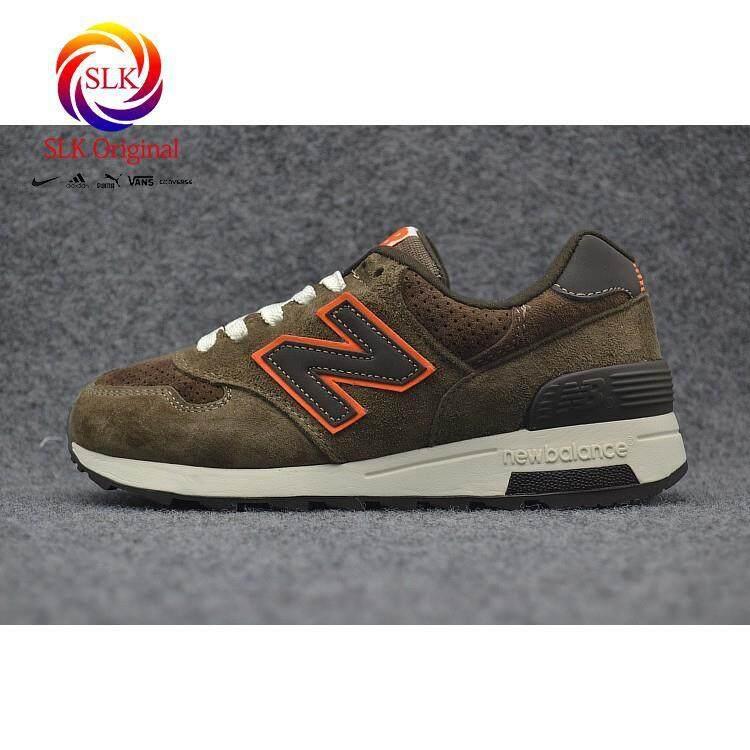 พะเยา SLK เดิม★Original New Balance รองเท้าบุรุษสำหรับรองเท้าผู้หญิงรองเท้าผ้าใบ 36-44