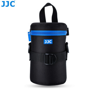 Túi đựng ống kính sang trọng JJC dành cho Canon EF 75-300mm f4.5-5.6 EF 24-105mm f4L EF 16-35mm F4L EF 100mm f2.8L, Nikon AF-S 24-70mm f2.8 16-35mm f4G 70-300mm f4.5-6.3G và ống kính khác dưới 3,15 x 6,69 (D x L) thumbnail