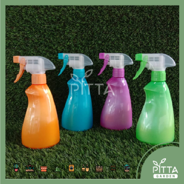 Small Simple Spraying Watering Bottle - RANDOM COLOR