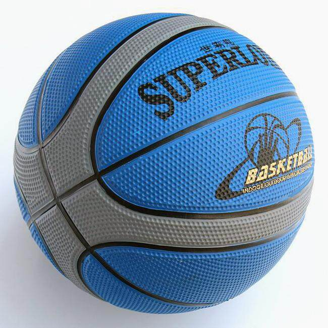 Superlong Competition Size 7 Basketball By H & S Mart.