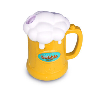 Teamyo Beer Mug, Máy Bong Bóng Máy Thổi Bong Bóng Tự Động Cầm Tay, Trẻ Em Đồ Chơi Sáng Tạo thumbnail