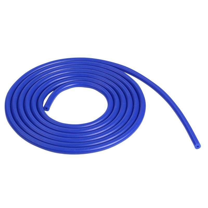 1 Meter Long Black Silicone Vacuum Hose Turbo Air Intercooler Coupler Pipe 3Mm Id 3.28Ft Hose Pipe