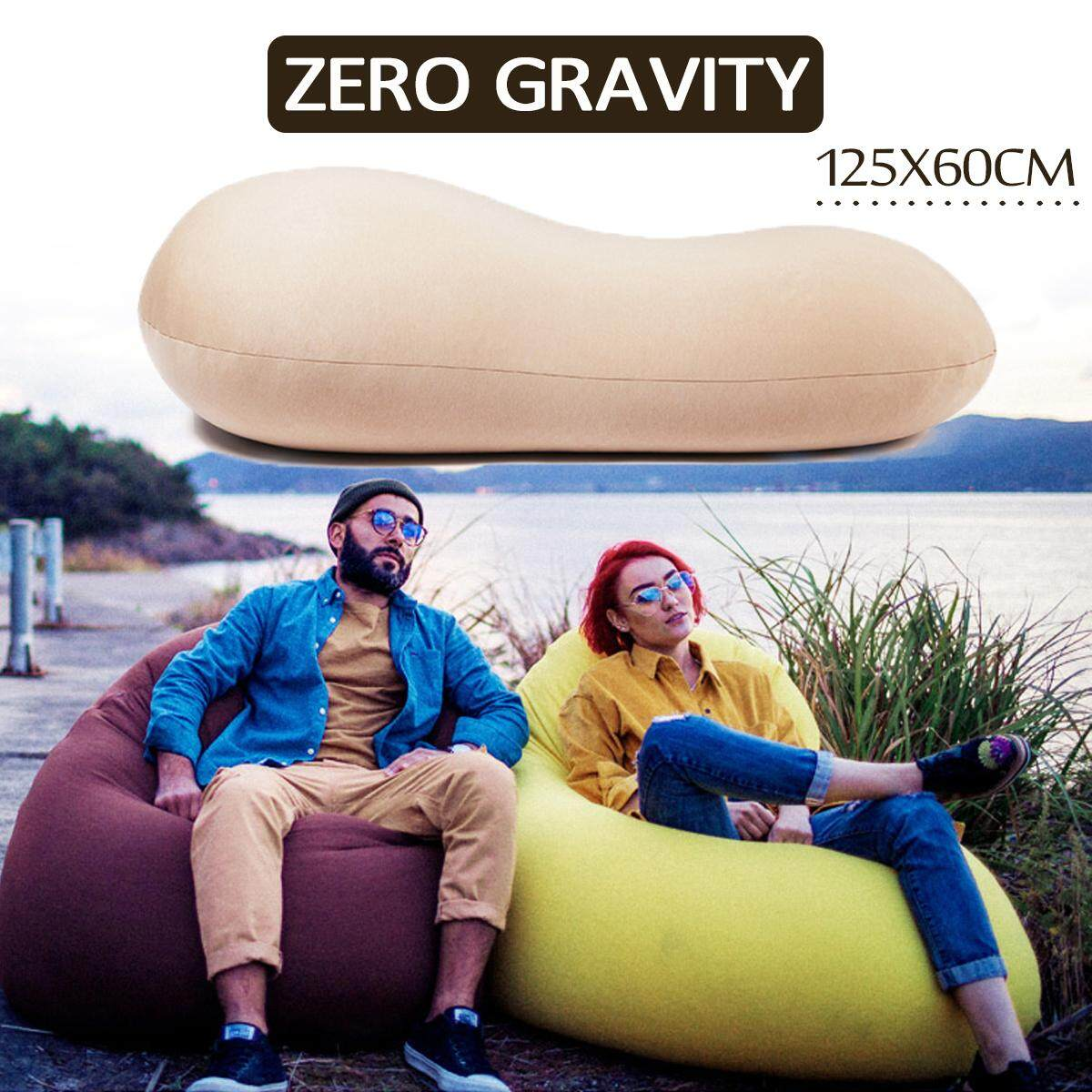 bean bag Zero Gravity Large Bean Bag Chairs Couch Sofa Cover Indoor Lounger Adults Kids