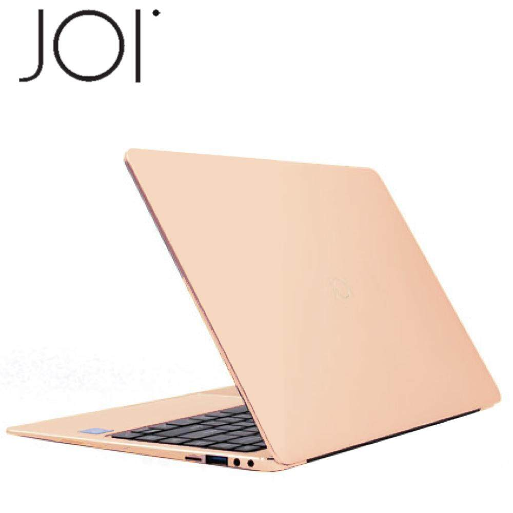 JOI BOOK 80 12.5 FHD IPS Laptop Gold ( Celeron N3350, 4GB, 64GB, Intel, W10 ) Malaysia