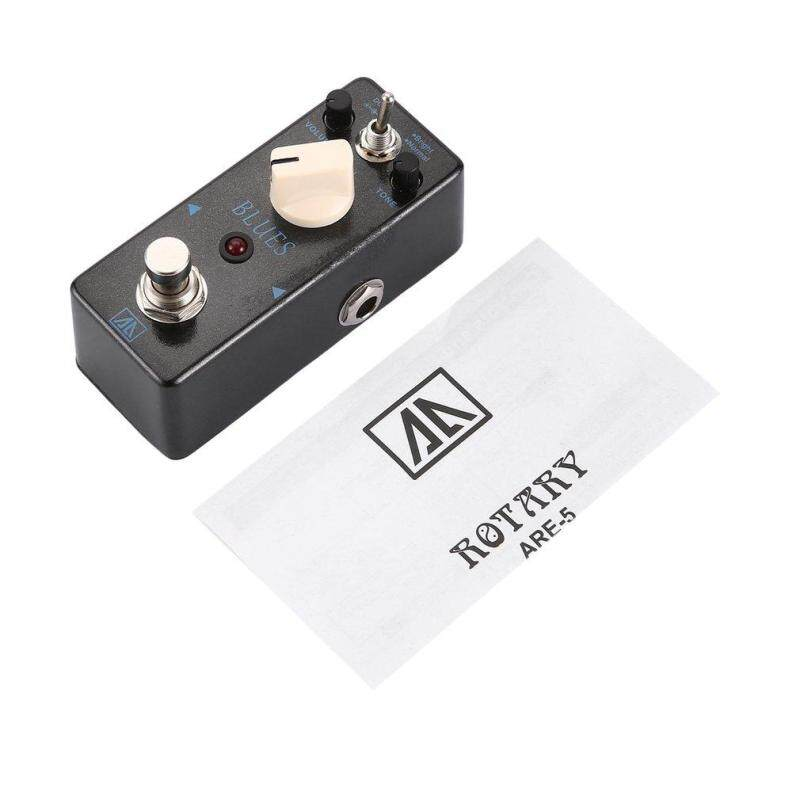 GGSHOP AROMA ABY-5 Classic Style Overdrive Guitar Effect Pedal 2 Modes True Bypass Malaysia