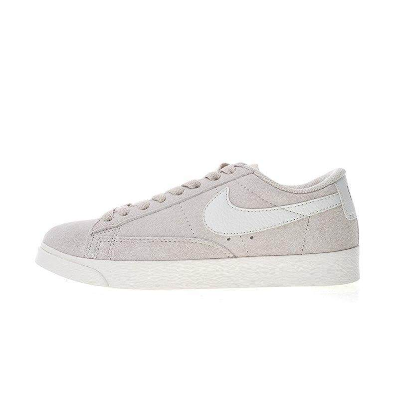 07c8c3e4d36f Nike Blazer Low Women s Comfortable Skateboard Shoes Sport Sneakers  Balanced Light