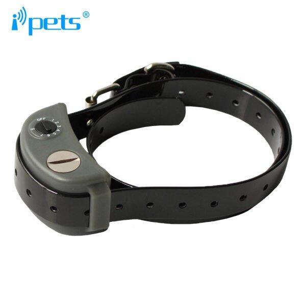 Ipets 855 Vật Nuôi An Toàn Con Chó Lớn Không Thấm Nước Vòng Cổ Chống Sủa IS-PET855