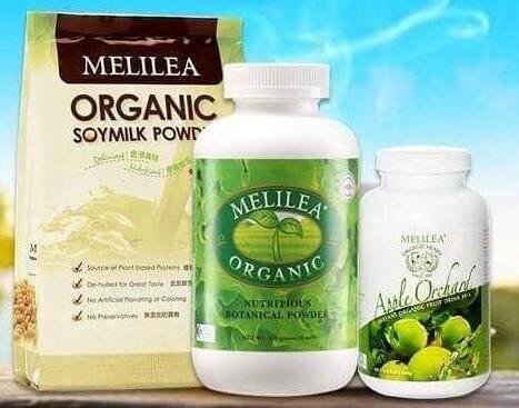 Melilea 3 In 1 Package (botanical Powder, Organic Soymilk Powder, Organic Henry Apple Orchard) By Beauty Health.
