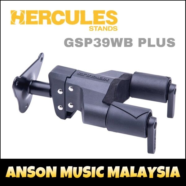 Hercules GSP39WB PLUS Auto Grip System (AGS) Guitar Hanger Malaysia