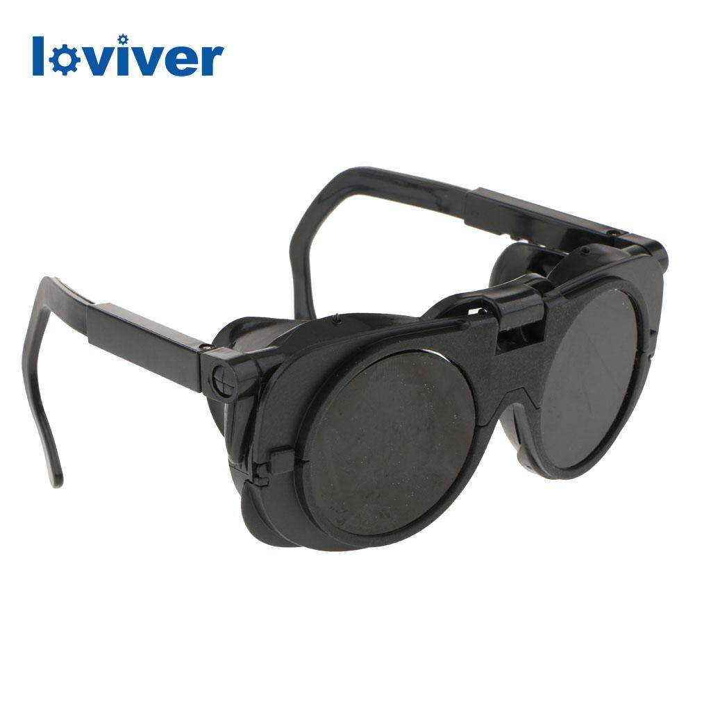 Loviver Safety Glasses Kaca Keselamatan Spectacles Goggles Eyewear Welding Cutting Welder Eye Protection
