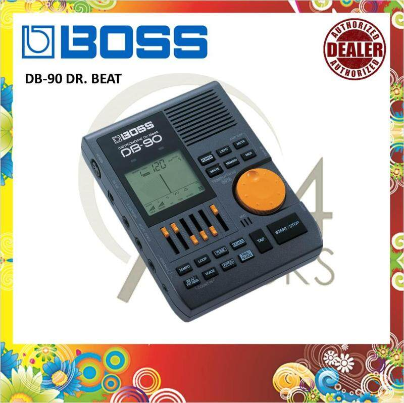 Boss DB-90 Dr. Beat Metronome with Tap Tempo / DB90 Malaysia