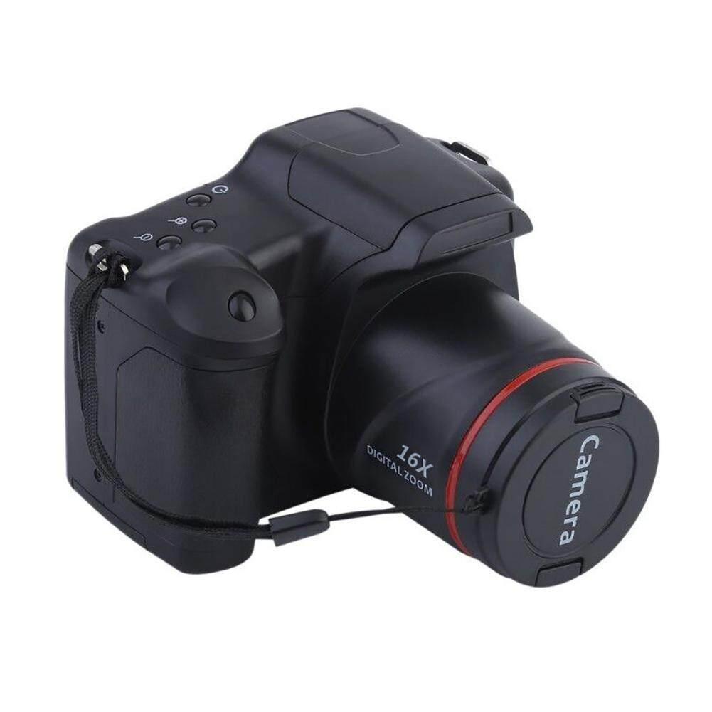Máy Ảnh Kỹ Thuật Số Cầm Tay Thu Phóng 16X TFT 1280X720 2.4Inch Máy Quay Video DV Thẻ SD