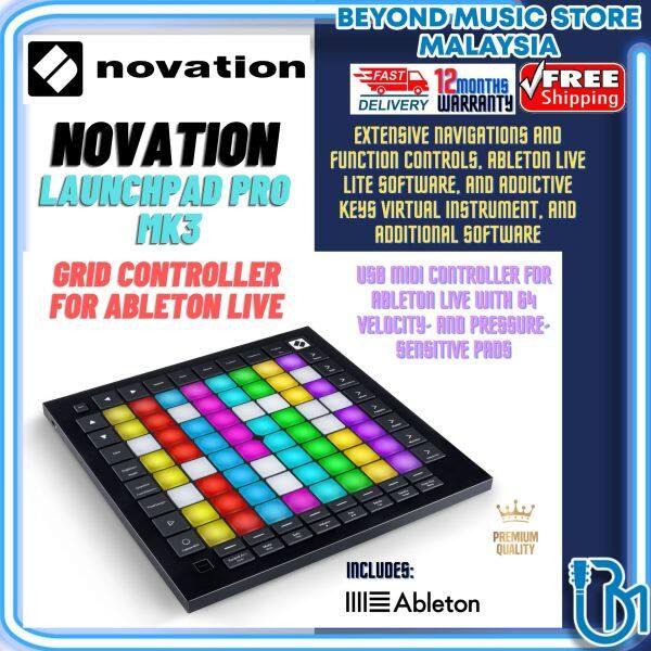 Novation Launchpad Pro MK3 Malaysia