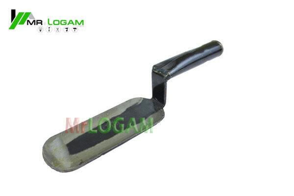 Heavy Duty Local Bricklaying Cement Trowel Metal Brick Layer/ Sudu Simen Bata Besi