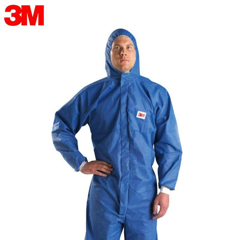YOHO 3 M Protective Clothing Virus Breathable Gowns Sandblasting Service Pesticide Spray Paint Cleanness Clothing Suit Work Clothes