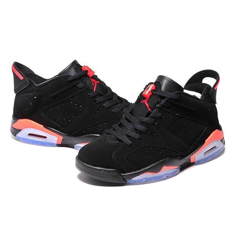 the best attitude d4f37 30398 Air Jordan 6 Retro Low Black/Infrared 23-Black