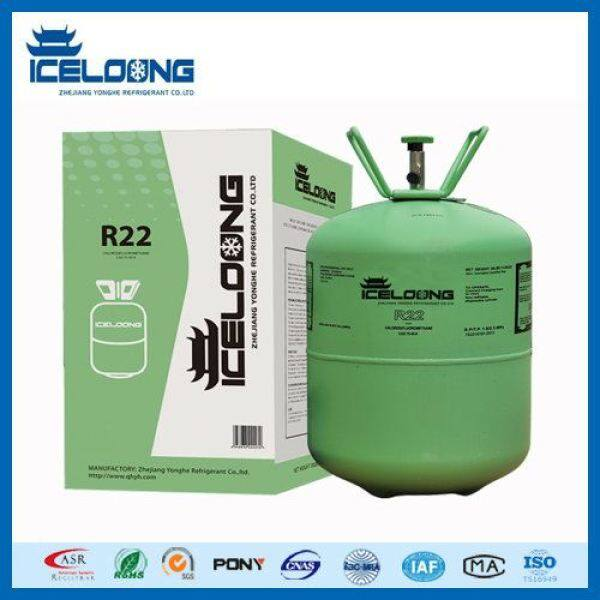 Refrigerant Gas ICE LOONG R22 - 13.6kg