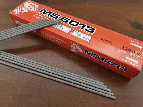 KOBELCO/ LINDE WELDING ELECTRODE/ ROD G10 3.25mm (MS 6013) (1KG)