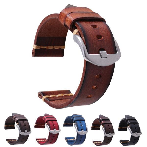 Dây đồng hồ đeo tay cho đồng hồ Galaxy Gear S3 kích thước 8/20/22/24/26mm có khóa cài dùng làm quà tặng Langley - INTL bán chạy
