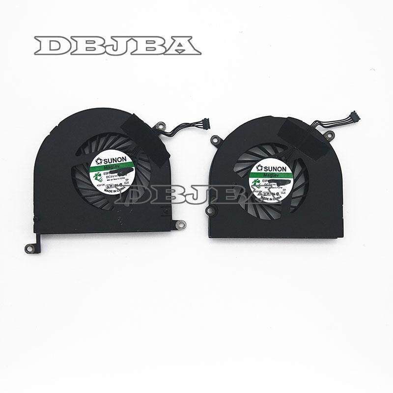 Fan For Apple Macbook Pro Unibody A1297 Mc226 Mc227 17 Left & Right Cpu + Gpu Cooling Fan 661-5044 661-5043 Malaysia