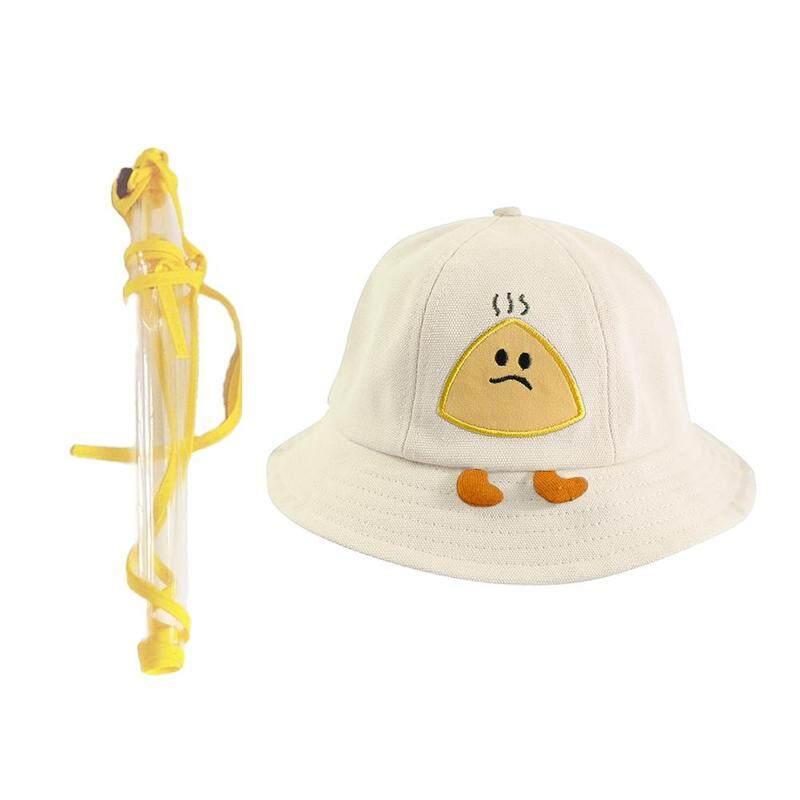 Giá bán 【Rainly Fashion】 Mũ Bảo Vệ Trẻ Em Mũ Chống Nước Bọt Chống Sương Mù Mũ Bảo Vệ Cho Bé Mùa Xuân Hè