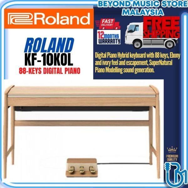 Roland Kiyola KF-10 88-keys Digital Piano (KF10 KF 10) Malaysia