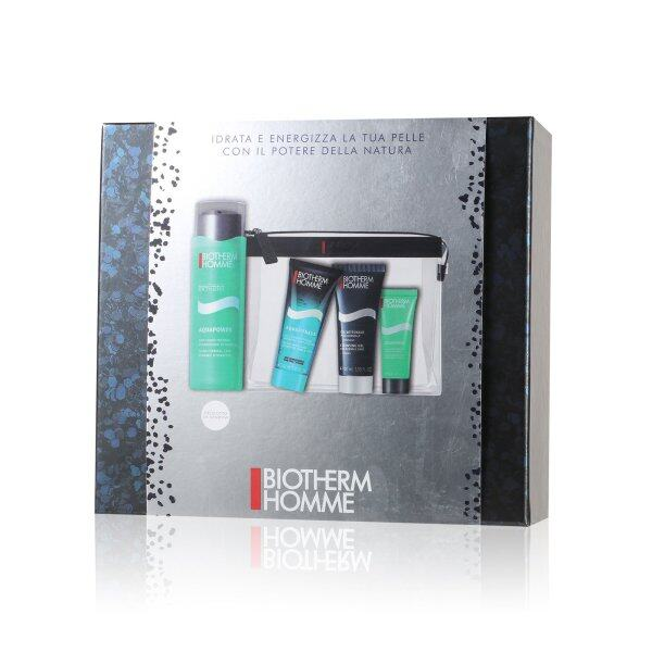 Buy Biotherm Homme Aquapower Moisturising Set II (75ml+20ml+40ml+40ml) Singapore