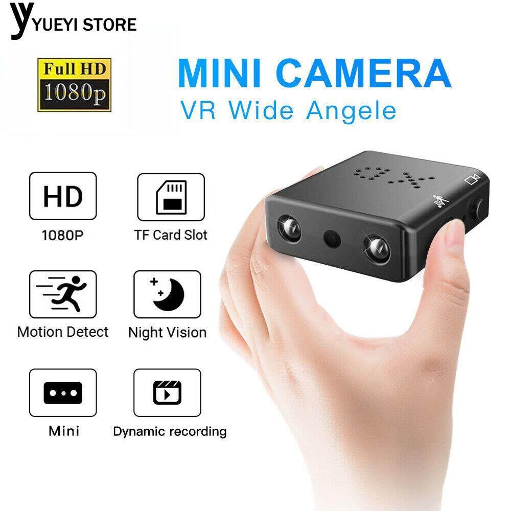 Camera IP Mini YYSL Ghi Video Máy Ảnh DVR Camera Tự Động HD 1080P Kỹ Thuật Số Di Động Tốt Nhất XD Máy Quay Thể Thao DV Bỏ Túi Tầm Nhìn Ban Đêm