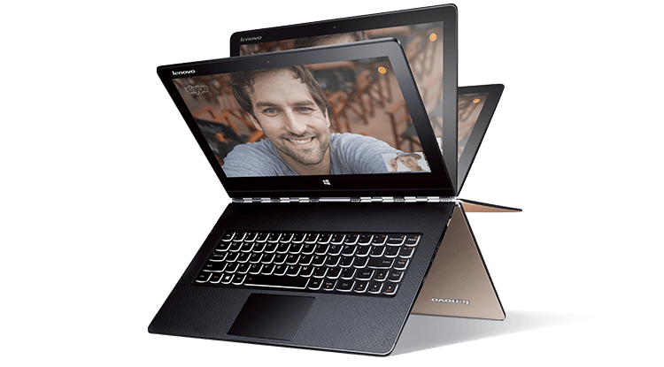 Lenovo Yoga 3 Pro Super Slim n Sleek Laptop Light Weight With 8Gb Ram and 512GB SSD Malaysia