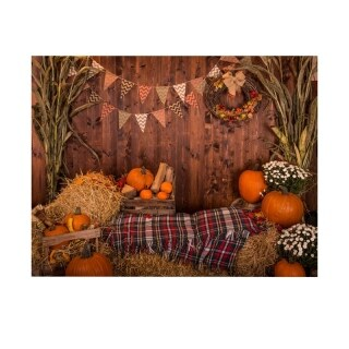 Photography Background Cloth Photography Studio Background Props Thanksgiving Wedding Children s Party Decoration thumbnail