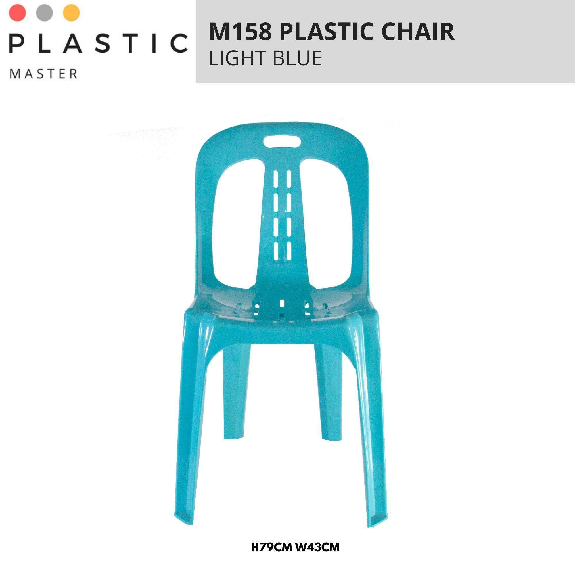 เช่าเก้าอี้ หนองคาย หุ้น: ที่ชื่นชอบ (5) เก้าอี้พลาสติก 150KG โหลด M158 หลายสี