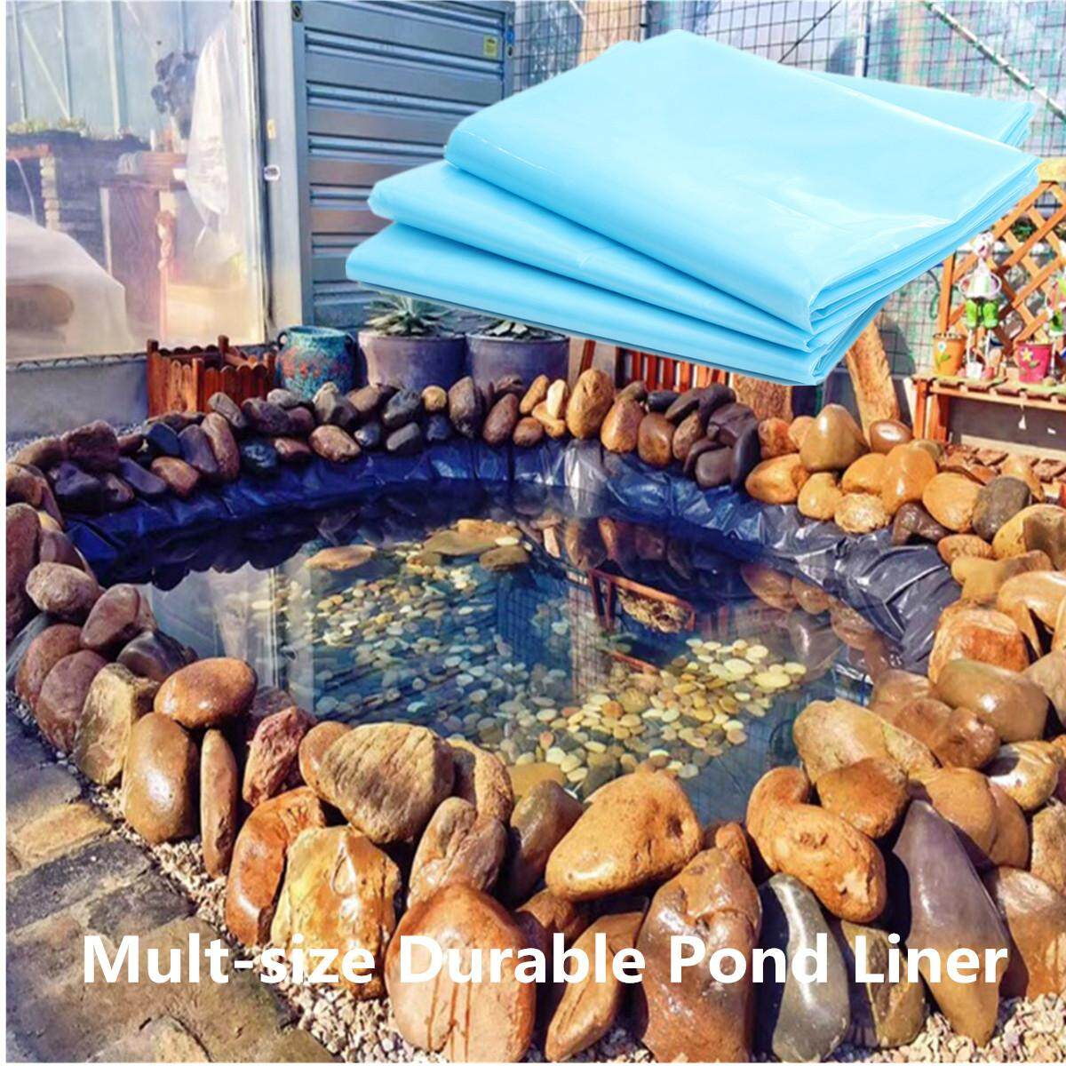 3.5X5M 12S Fish Pond Liner Gardens Pools HDPE Membrane Reinforced Landscaping