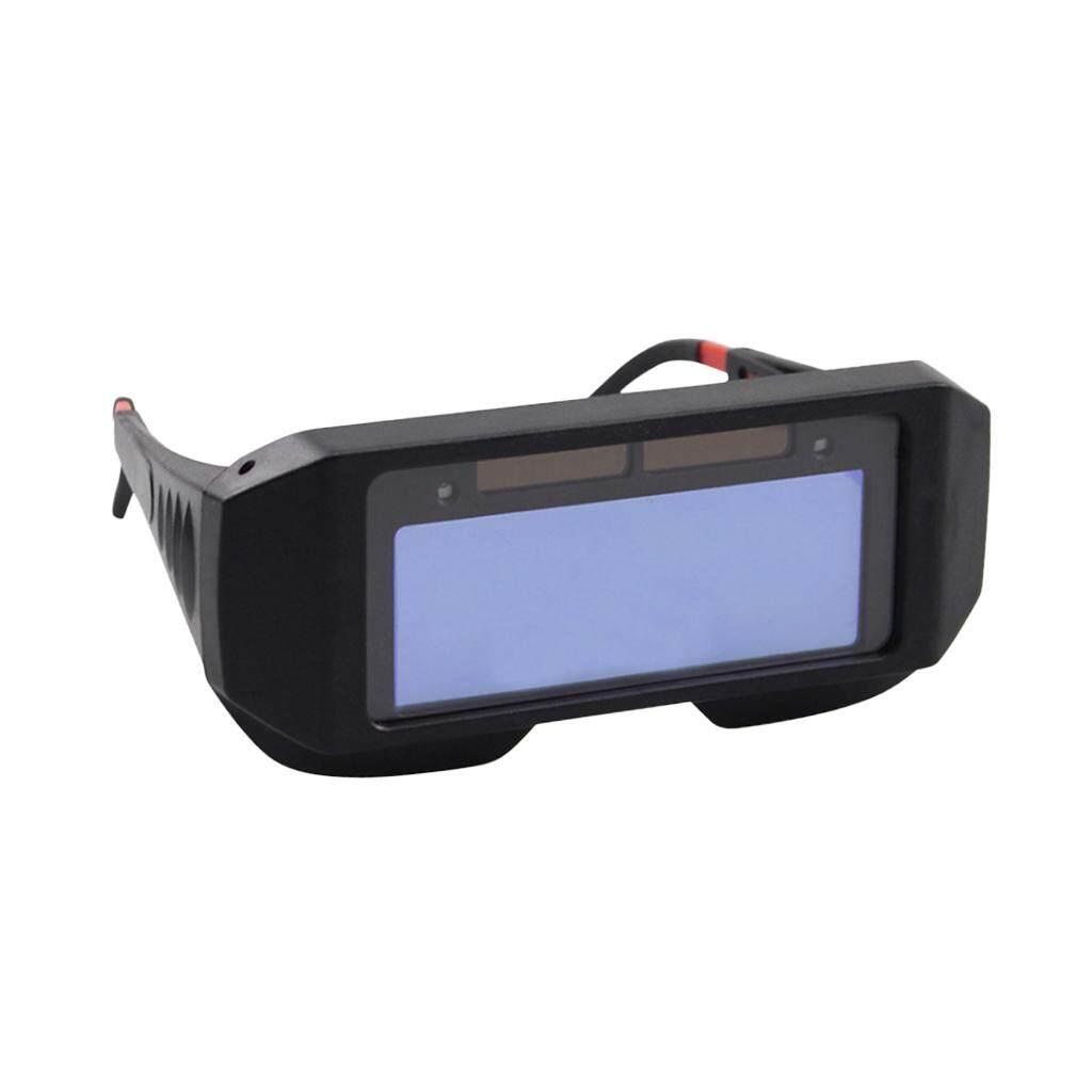 Blesiya Solar Auto Darken Welding Mask Helmet Eyes Goggle Welder Glasses Arc,Black