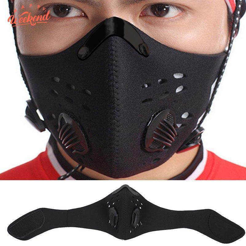 Dust Mask PM2.5 Face Mask Anti-Fog Mask Portable Universal Breathable Dustproof Outdoor Gas Filter