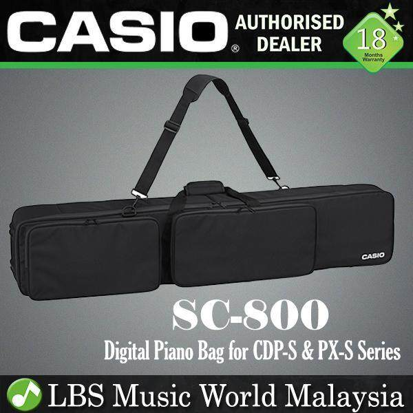 Casio SC-800 88 Keys Piano Bag for CDP-S series & PX-S Series (SC800) Malaysia