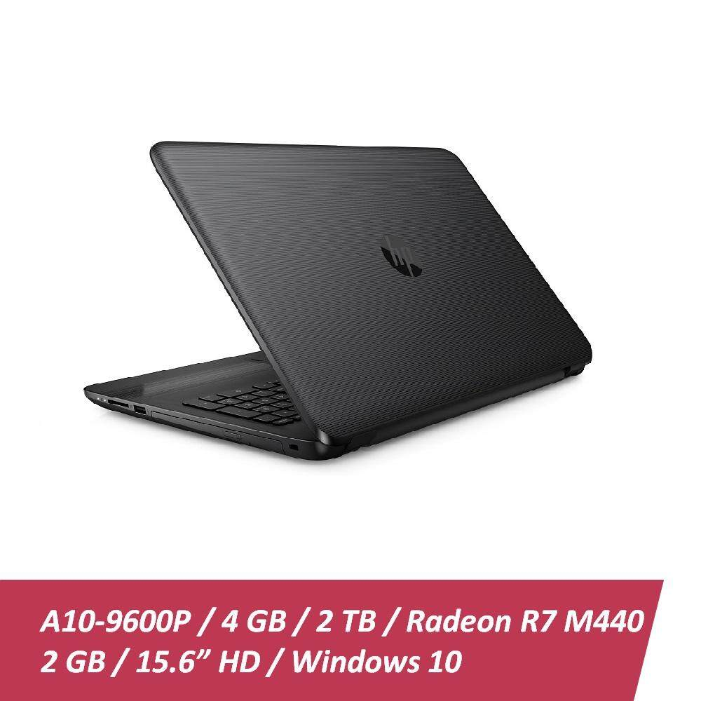 HP 15-BA010AX A10-9600/4GB/2TB/2GBR7M170/W10/15″/BAG/Black Notebook Malaysia