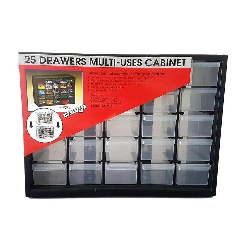 25 Drawers Cabinet