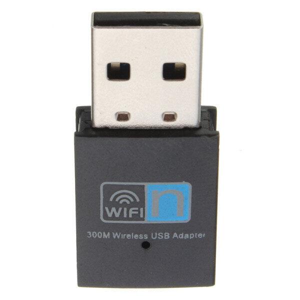 Original diymore 300Mbps Mini Wireless USB WiFi WLan Adapter 802.11 b/g/n Network LAN Dongle