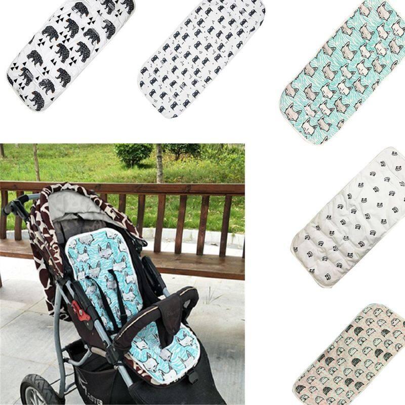 1* Soft Warm Baby Cotton Cart Liner Seat Cushion Pushchair Mat Stroller Pad Singapore
